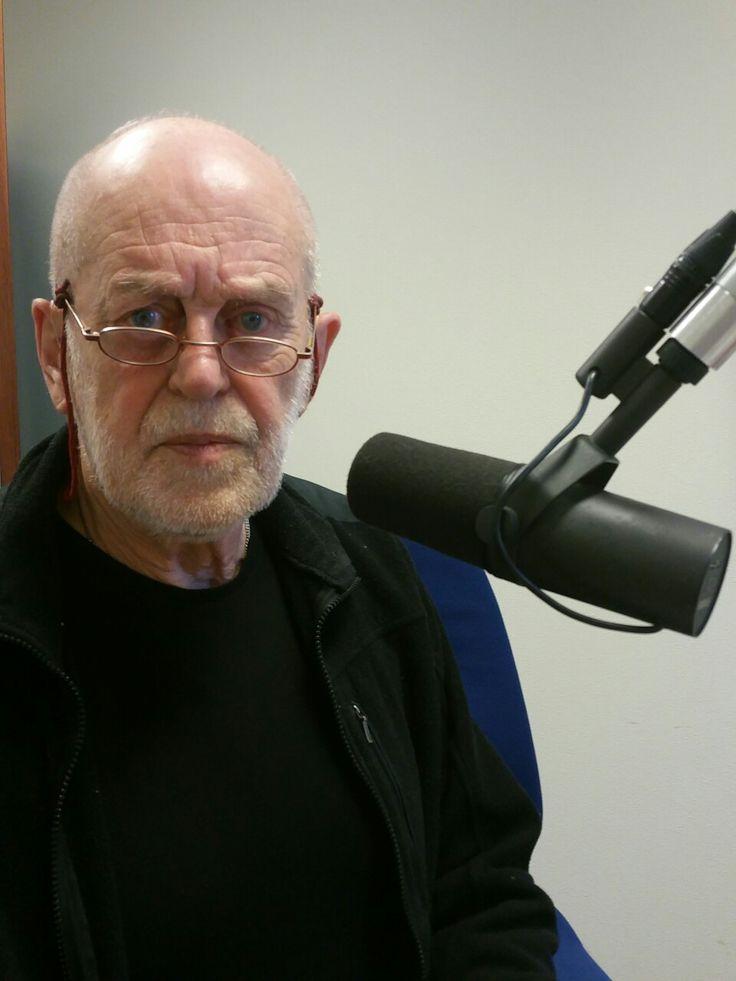 Verslaggever Aat Snaterse