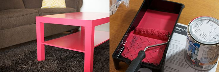 How to Paint Ikea Furniture Including Expedit, Lack and Malm - this is awesome!