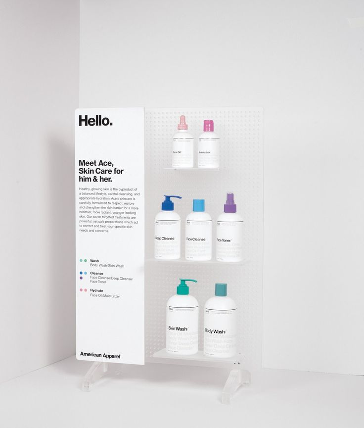 Ace Skin Care (Student Project) on Packaging of the World - Creative Package Design Gallery