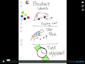 Educational Technology and Mobile Learning: Loose Leaf- A Great App for Doodling and Creating Picture Collages