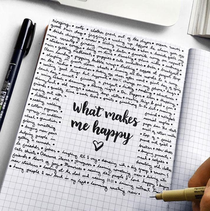Bullet-Journal-Layouts zur Verwaltung Ihrer psychischen Gesundheit