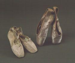 Balletsko; Teatermuseet, København