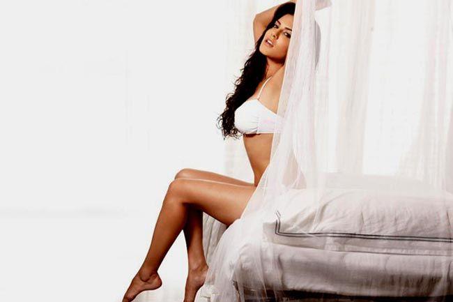 Actriz de Bollywood Leona soleado Leona caliente follando