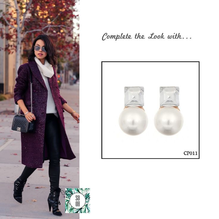 Ref: CP011 Medidas: 1.7 cm x 1 cm So Oh: 5.99  #sooh_store #onlinestore #brincos #earrings #fashion #shoponline #inspiration #styleinspiration #aw2016 #aw1617 #winter #style