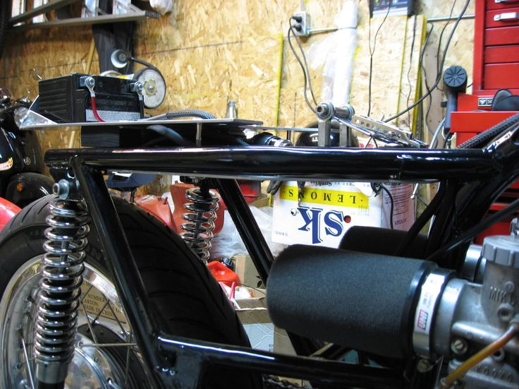 Hide Wiring Headlight Cafe Racer : Cafe racer electronics Пошук google