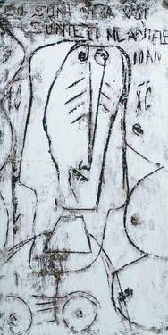 "Saatchi Art Artist remus-lucian stefan; Painting, ""archetype 1"" #art"