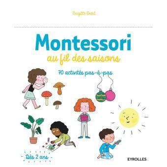 Activités au fil des saisons d'après la pédagogie Montessori