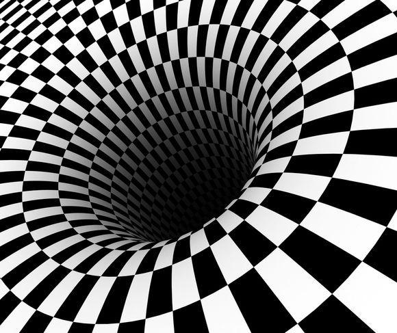 Buraco negro digital