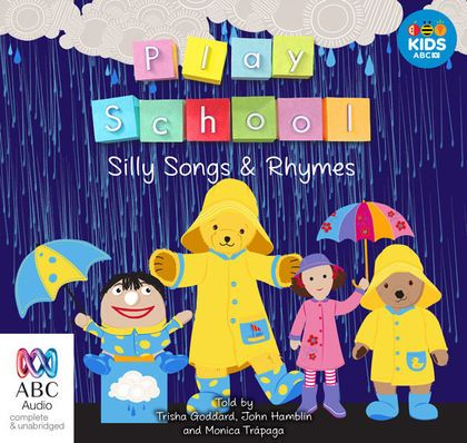 Popular Play School presenters Trisha Goddard, John Hamblin and Monica Trapaga will delight young children as they bring to life some of the silliest and funniest rhymes and songs ever written.