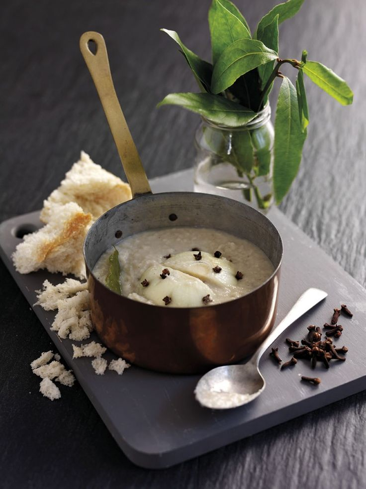Dairy-free bread sauce recipe!