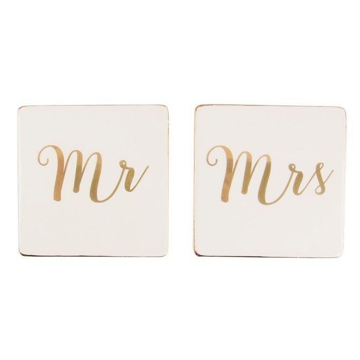 Onderzetters Mr Mrs Goud Sass Belle Wedding Table Decoration Bestel Tafeldecoratie Voor De Bruiloft Online Www Wedd Onderzetters Mr Mrs Tafeldecoratie