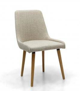 The Imperial dining chair has minimal styling that emphasis contemporary living. These luxurious chairs will be at home in a well appointed