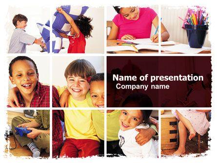 http://www.pptstar.com/powerpoint/template/kids-time/ Kids Time Presentation Template