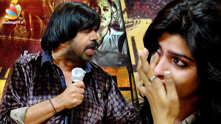 Learn to give respect first : T Rajendar to Dhansika   Controversy Speech, Vizhithiru Press MeetT Rajendar was at his funny best at the press meet of Vizithiru, an upcoming Tamil film starring Kreshna, Venkat Prabhu, Dhansika and more. But comedy... Check more at http://tamil.swengen.com/learn-to-give-respect-first-t-rajendar-to-dhansika-controversy-speech-vizhithiru-press-meet/
