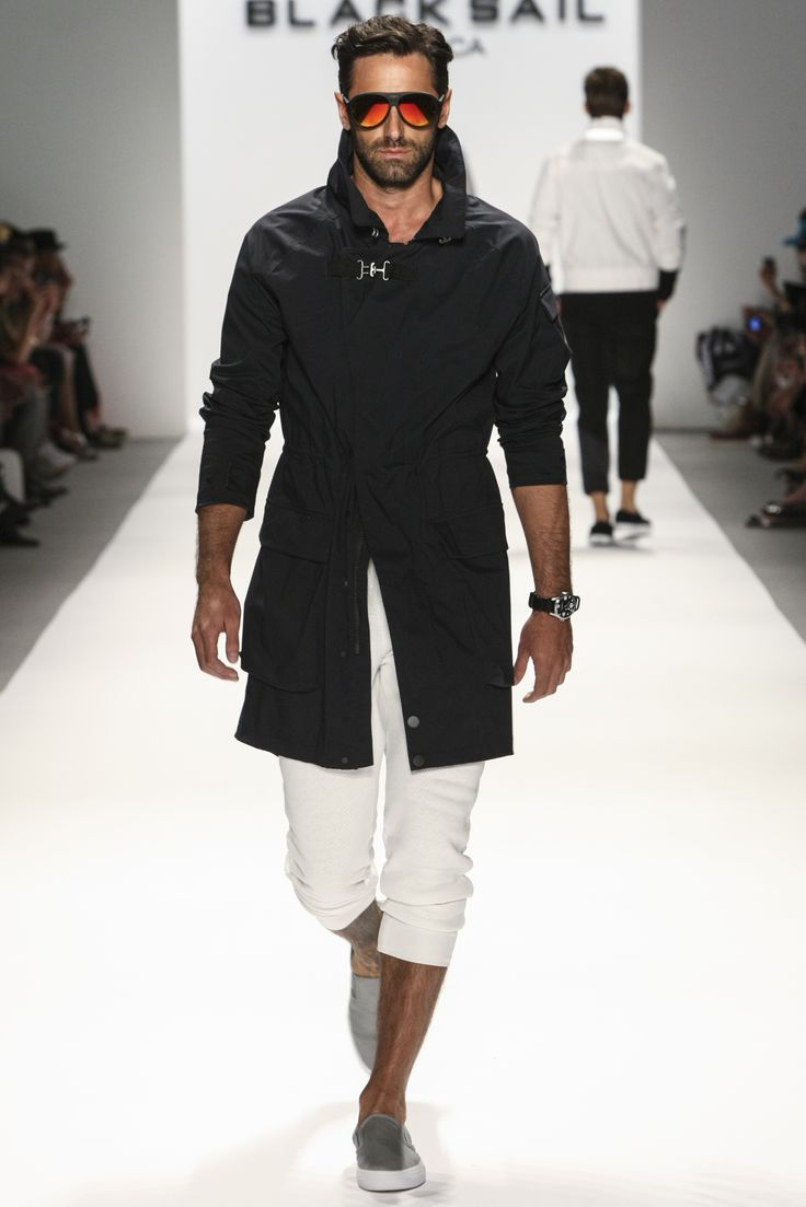 Nautica men 39 s spring 2014 black sail collection mbfw for Fashion exhibitions new york
