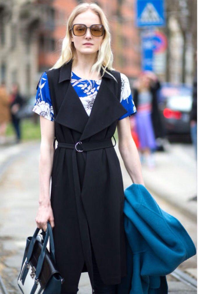 Street Style Milan Fashion Week Fall Winter 2016-2016 ...