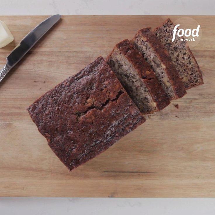 Una opción de pan que te dejará muy satisfecho, pero con ganas de más. Yummy Food, Tasty, Food Network Recipes, Banana Bread, Breads, Fries, Bakery, Recipies, Deserts