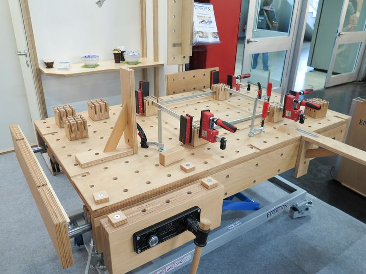 """It's time for Holz-Handwerk 2016, the gi-normous European trade show dedicated to tools, machinery, techniques and miscellaneous equipment for building things out of wood. Held in concert with window trade show Fensterbau (whose awesome motto is """"The Fenestration Destination"""") there are over 100,000 attendees here and 1,300 exhibitors from"""