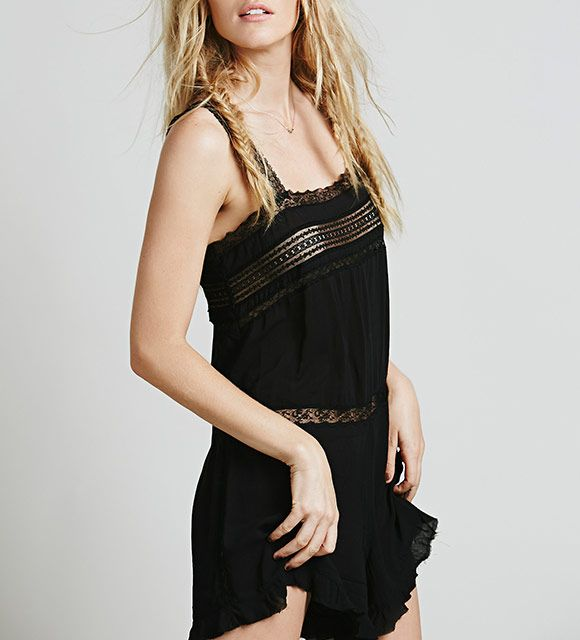 Izzy Romper is part of the #lingerie collection on Haute Day.  Check out http://hauteday.com/
