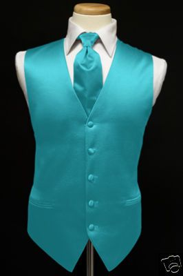 black sliver turquoise tux | Baby Blue Tuxedo on Sale Includes Blue Tux, Shirt, Vest and Tie