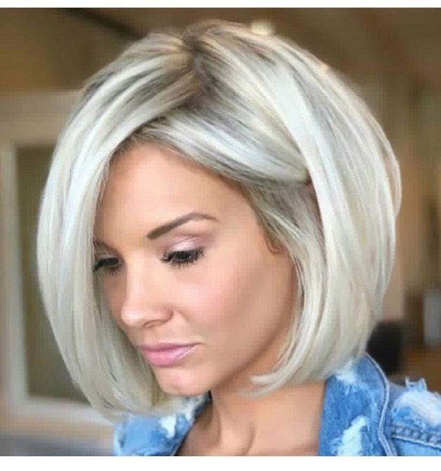 Pin by Shawna Whanger on Hair | Pinterest | Hair style, Blonde short ...