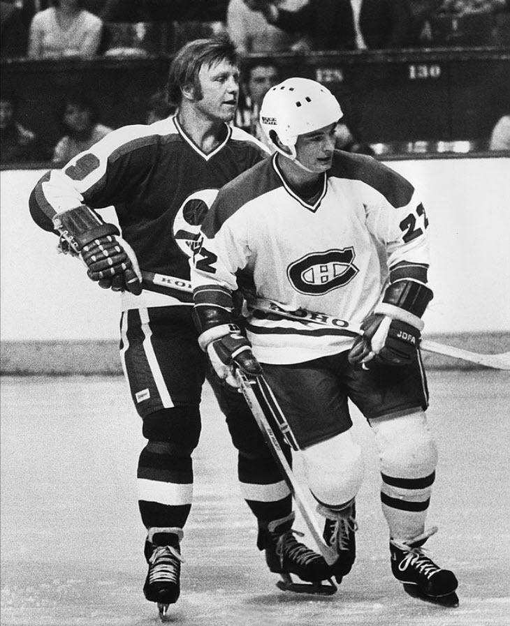 Steve Shutt : Ses 50 buts lors des éliminatoires lui valent la septième place parmi tous les joueurs des Canadiens. Shutt est revenu au sein de la famille des Canadiens plusieurs années après sa retraite de la compétition, agissant comme entraîneur-adjoint de 1993-1994 à 1996-1997. Steve Shutt a été intronisé au Temple de la renommée du hockey en 1993.