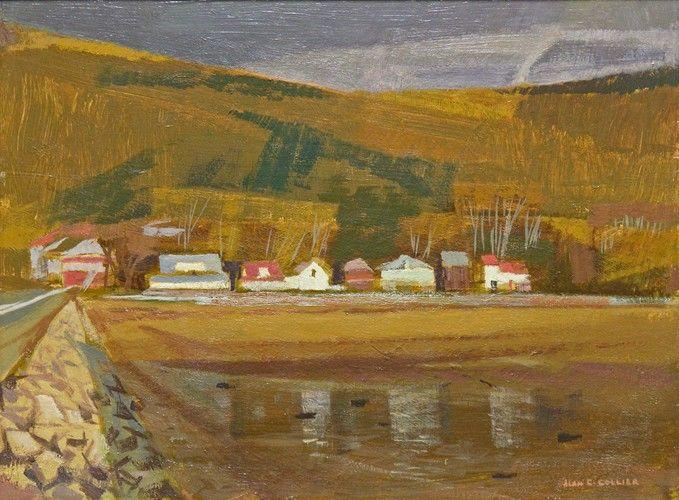 Galerie Alan Klinkhoff - Alan Collier, R.C.A., O.S.A. (1911-1990)