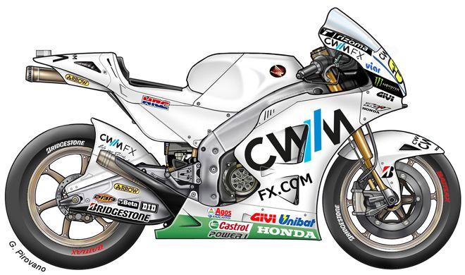CWM LCR Honda - MotoGp