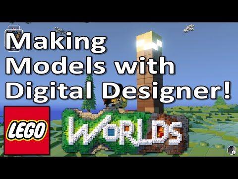 Opciones Digitales Para Construir con Lego - E-Historia