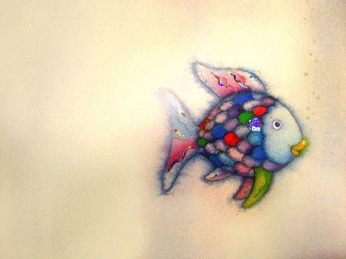 nike free run 5.0 womens Rainbow fish :)