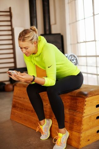 Keeping Fit with the Updated Nike+ Training Club App - Vogue.com
