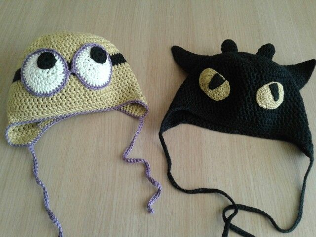 My son's hats