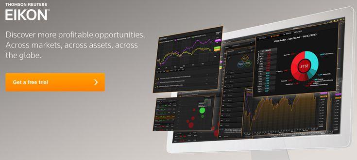 Thomson Reuters Trading Platform