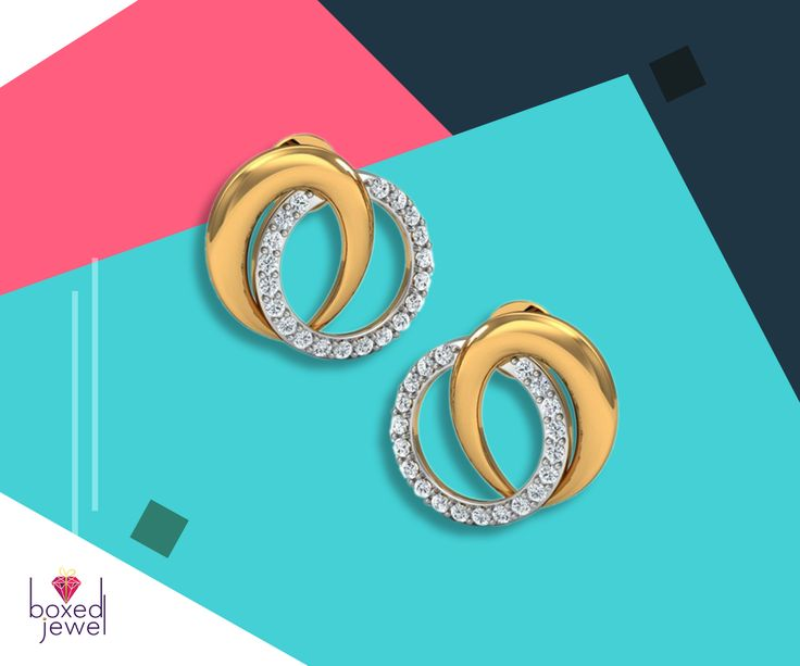 Add a little sparkle to the weekend party. #Earrings  #Jhumkas #Gold  #Jewelry