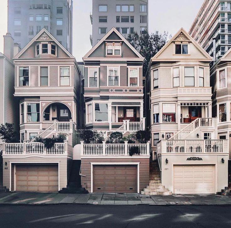 Houses of San Francisco by Nichole Ciotti
