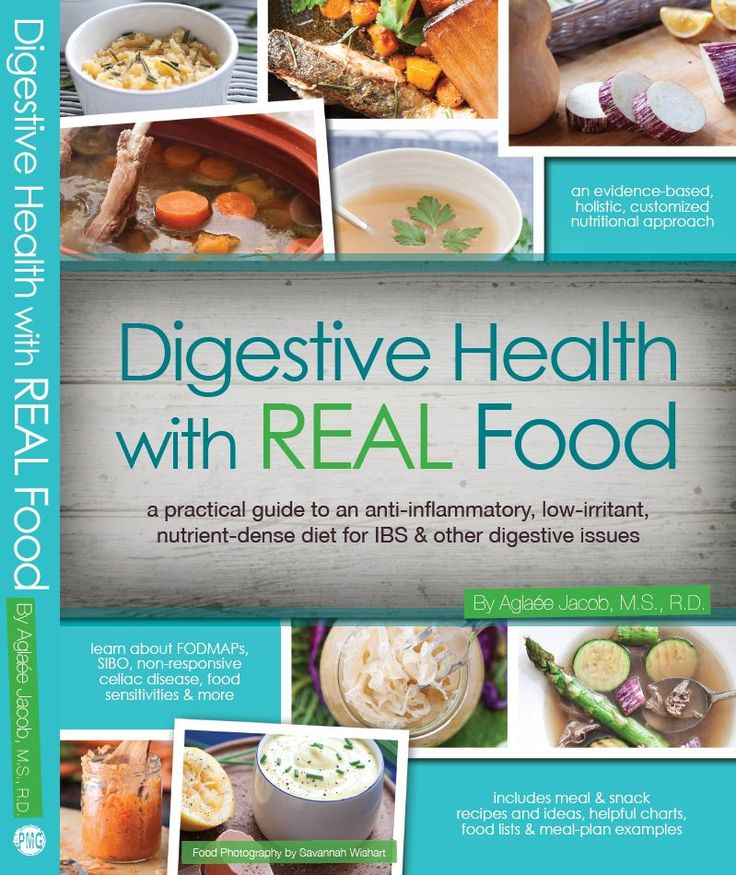 Reseña: Digestive Health With Real Food de Aglaée Jacob