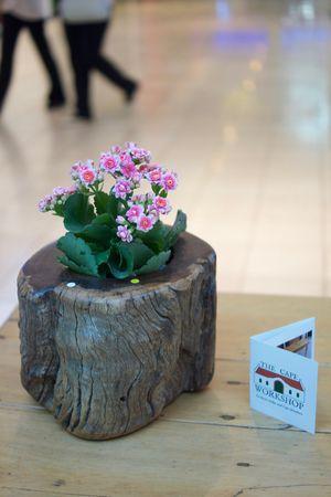 #leadwood #potholder #flowerpot #flowerpotholder #flowers #handcrafted Flower pot holder