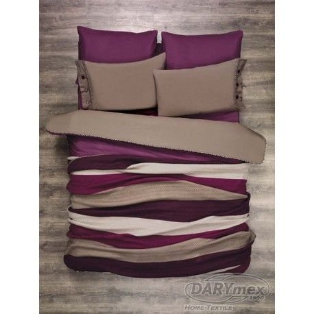 cotton bedlinen with blanket