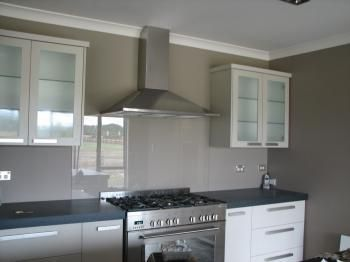 Resene Back Painted Kitchen Glass Splashback Kitchen Pinterest Glasses And Kitchens