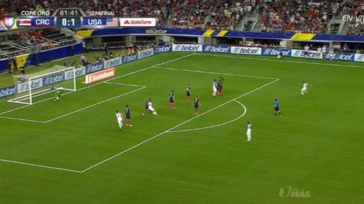 WATCH: Clint Dempsey scores magical free kick to match Landon Donovan's record