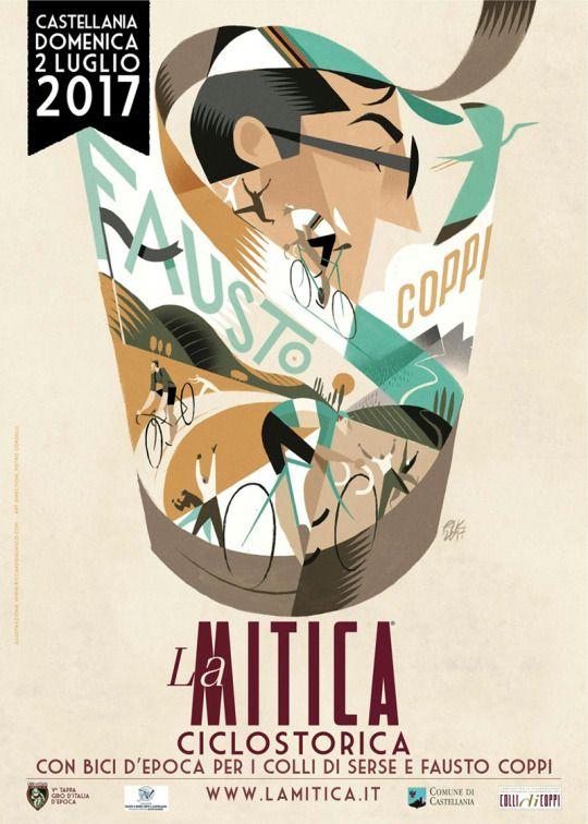 Riccardo Guasco poster for #LaMitica