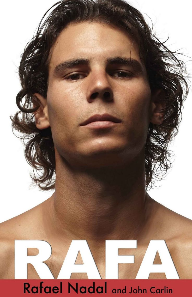 Rafa-The book Rafael Nadal co-authored