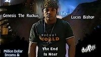 DJ Whoo Kid (Repo) Freestyle Diss Snak The Ripper,Trinidad James. By Ruckus - Funny Videos at Videobash
