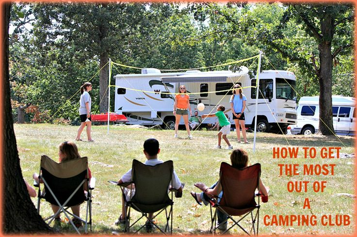 How to Make the Most of a Camping Club Membership