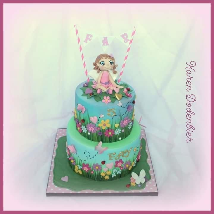 Fairytale cake recipes