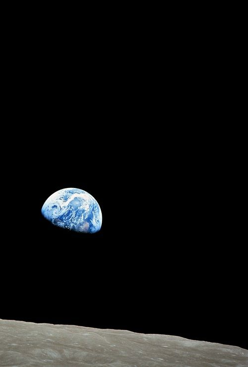 I think we often forget to be humble, to be grateful, to remember that our place in the universe is very small.