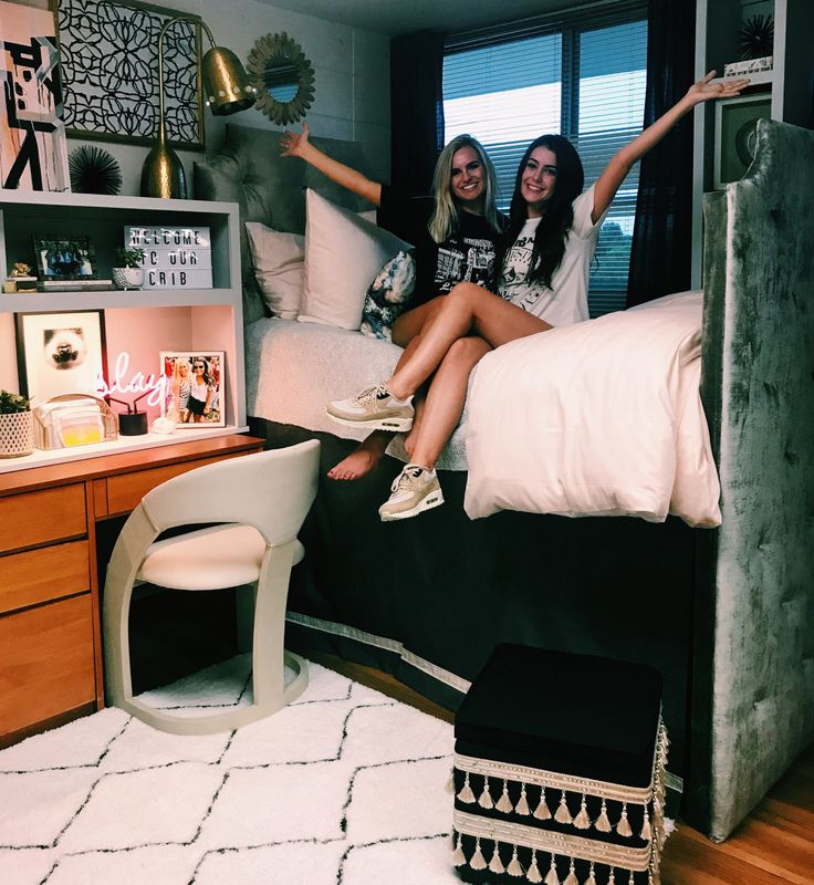 First dorms were coed, now rooms are, too
