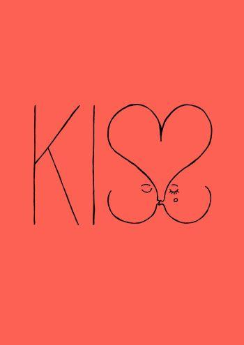 kiss | Denis Carrier