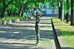Михайловский сквер - Экскурсии по Беларуси