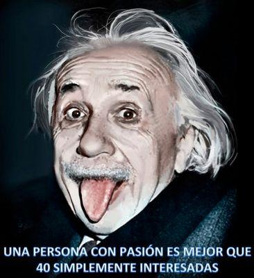 ¡Es la pasión, estúpido!